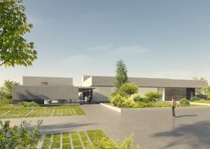 Vinci construction, équipement industriel, Atelier Bethgnies