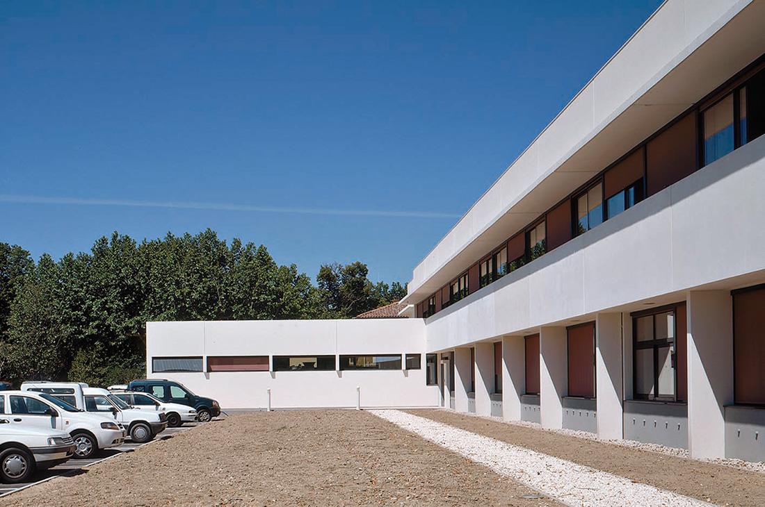 Inra avignon bethgnies line architecture for Livres architecture batiment construction