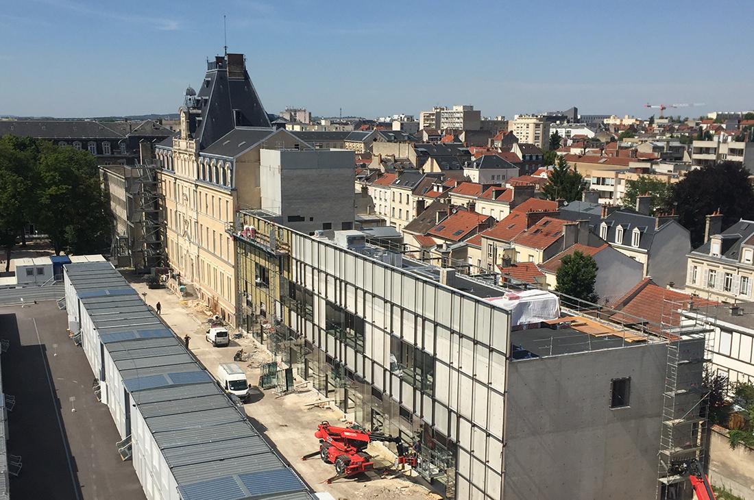Lycée Jean-Jaurès